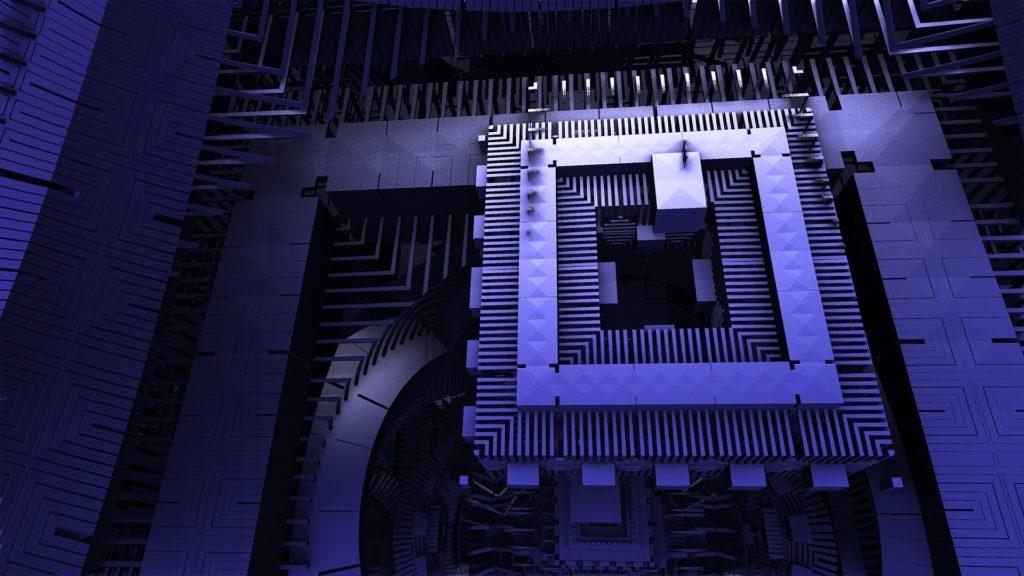 Processeur d'ordinateur quantique