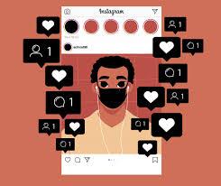 Représentation du mouvement Black Lives Matter sur Instagram