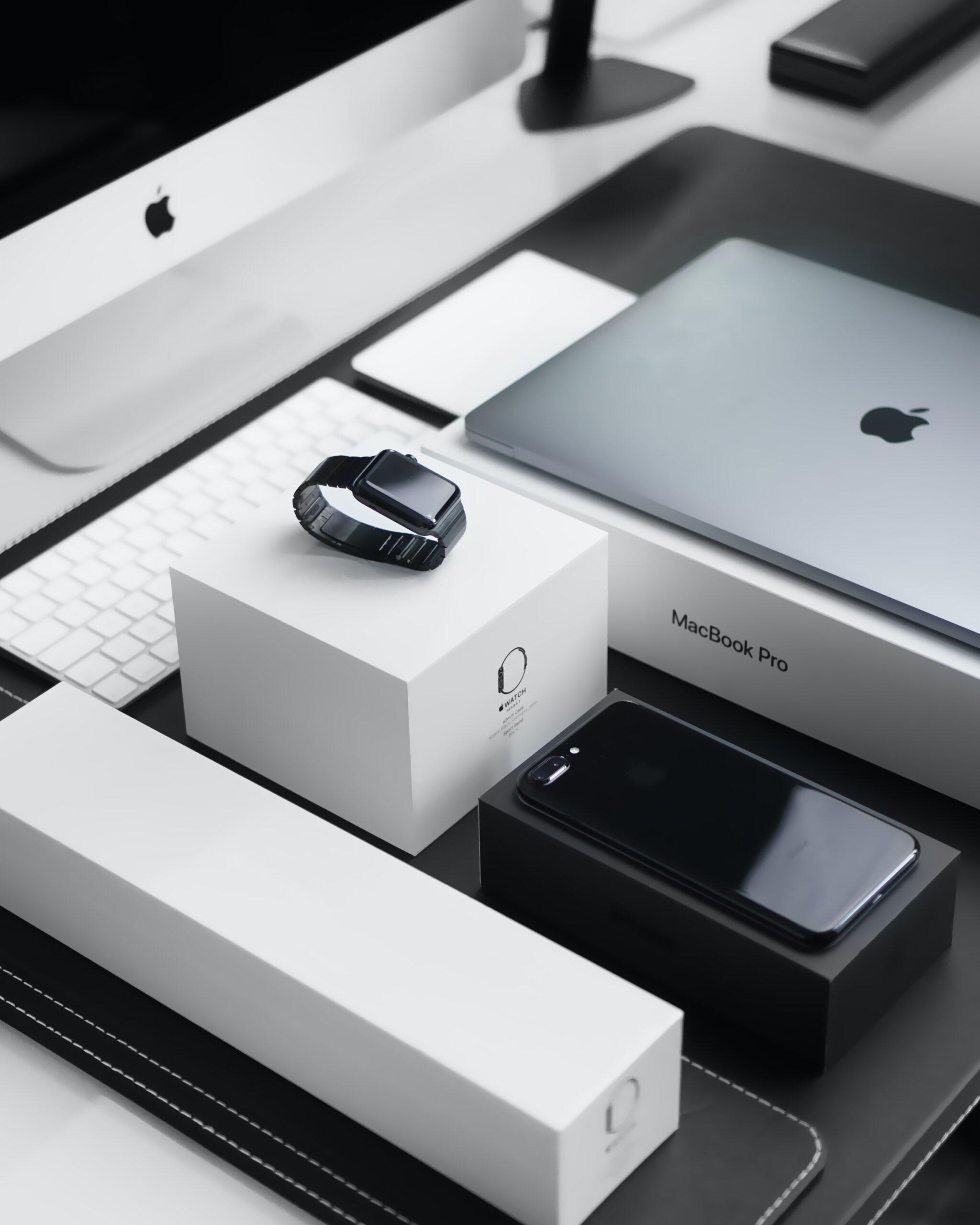 Tous les appareils Apple